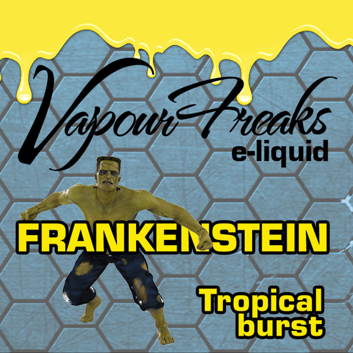 Frankenstein - Vapour Freaks 40ml - tropical fruits
