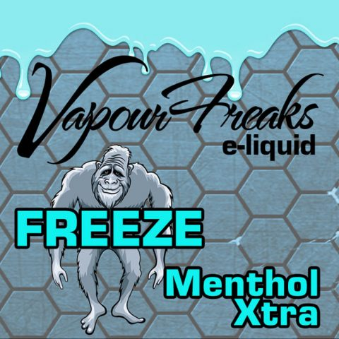 Freeze - Vapour Freaks 40ml - menthol extra