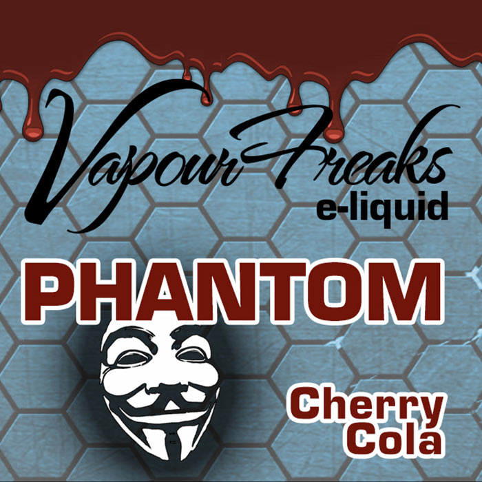 Phantom - Vapour Freaks 40ml - cherry cola