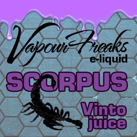 Scorpus - Vapour Freaks 40ml - vinto juice