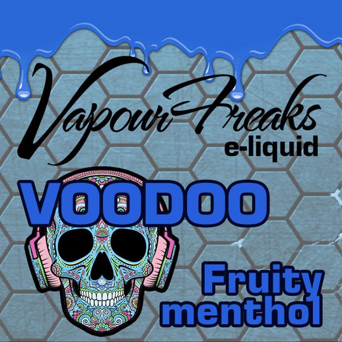 VooDoo - Vapour Freaks 40ml - fruity menthol
