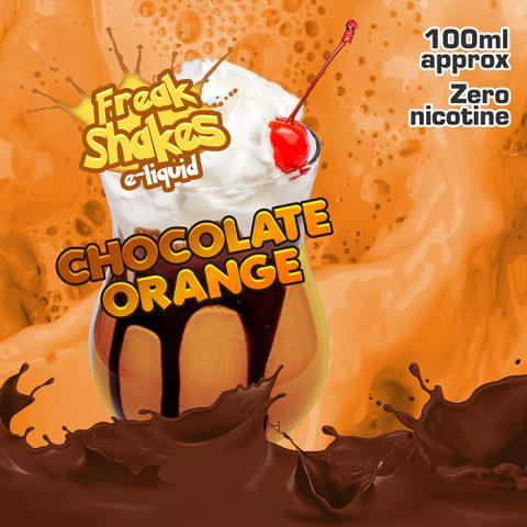 Chocolate Orange - Freak Shakes - 100ml