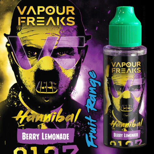 HANNIBAL - Vapour Freaks ZERO e-liquid