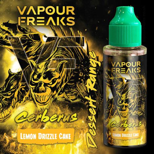 CERBERUS - Vapour Freaks Desserts e-liquid
