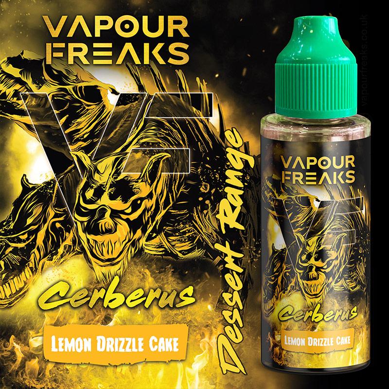 Vapour Freaks e-liquid