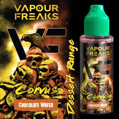 CORVUS - Vapour Freaks Desserts e-liquid