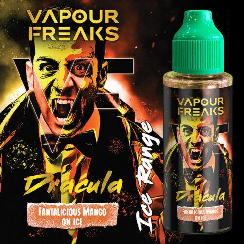 DRACULA - Vapour Freaks ZERO e-liquid