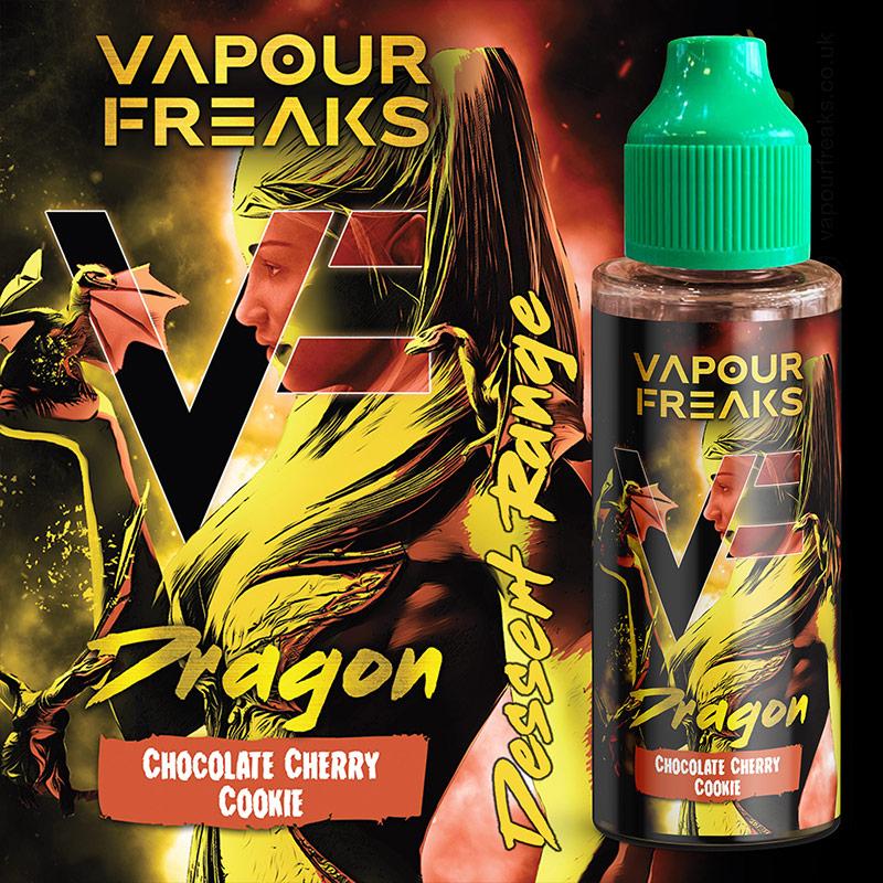 DRAGON - Vapour Freaks Desserts e-liquid