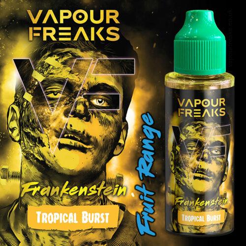 FRANKENSTEIN - Vapour Freaks ZERO e-liquid