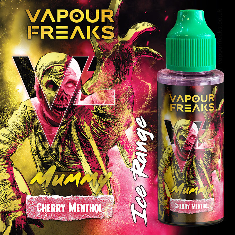 MUMMY - Vapour Freaks ZERO e-liquid