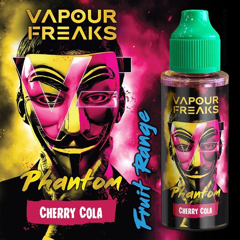 PHANTOM - Vapour Freaks ZERO e-liquid
