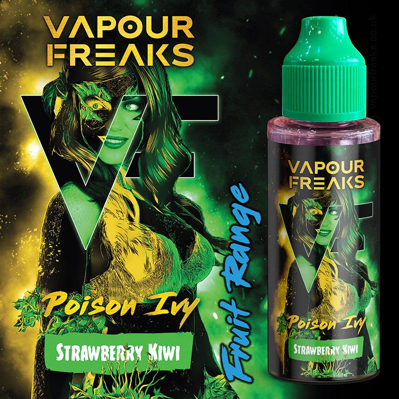 Poinson Ivy Vapour Freaks e-liquids UK Wholesale