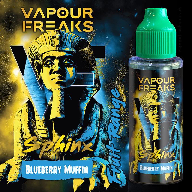 SPHINX - Vapour Freaks ZERO e-liquid