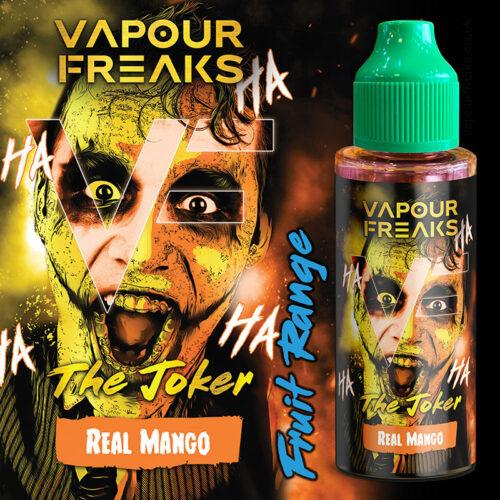 THE JOKER - Vapour Freaks Desserts e-liquid