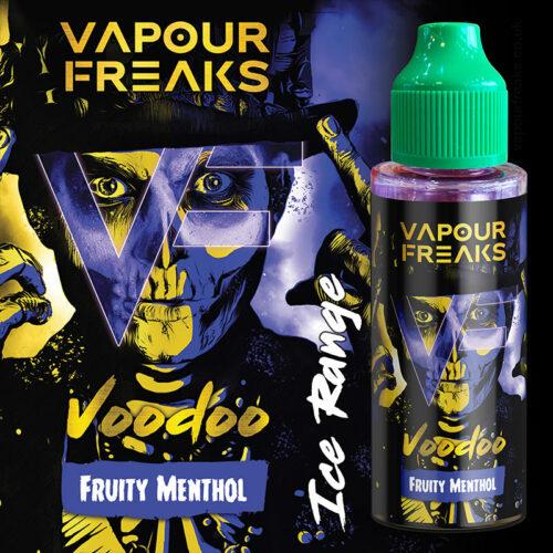 VOODOO - Vapour Freaks ZERO e-liquid