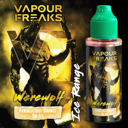WEREWOLF - Vapour Freaks ZERO e-liquid