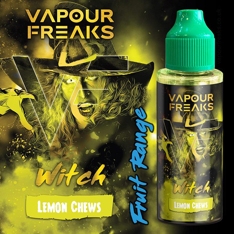 WITCH - Vapour Freaks ZERO e-liquid